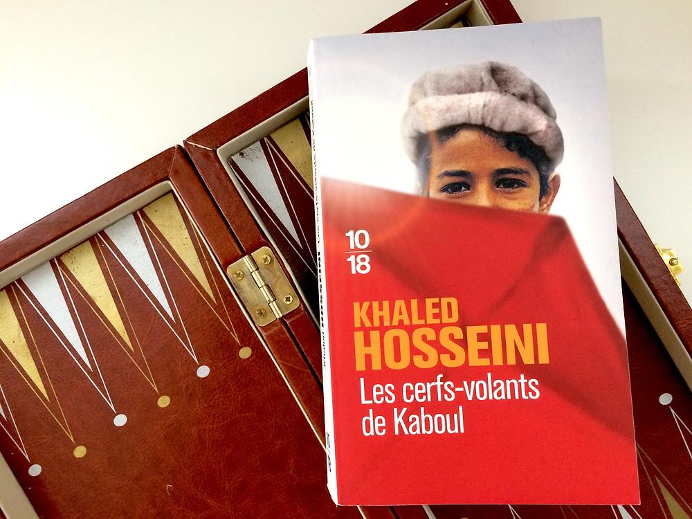 """Photo du livre """"Les cerfs-volants de Kaboul"""" de Khaled Hosseini (2)"""