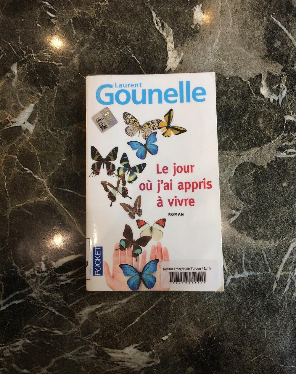 """Photo du livre """"Le jour où j'ai appris à vivre"""" de Laurent Gounelle (1)"""