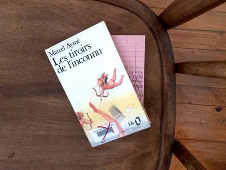 Le tiroirs de l'inconnu, Marcel Aymé