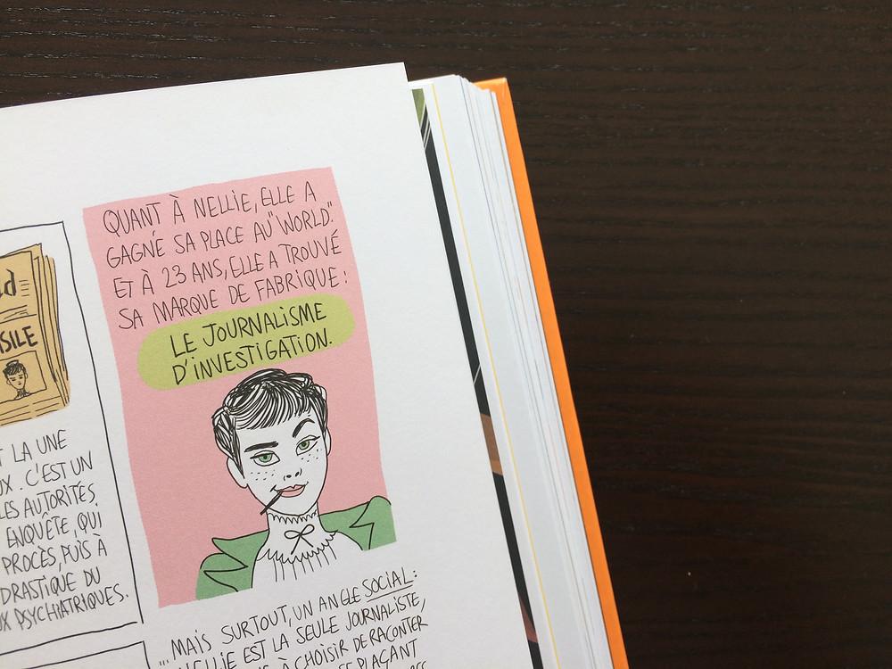"""Photo du livre """"Culottées 2"""" de Pénélope Bagieu (2)"""