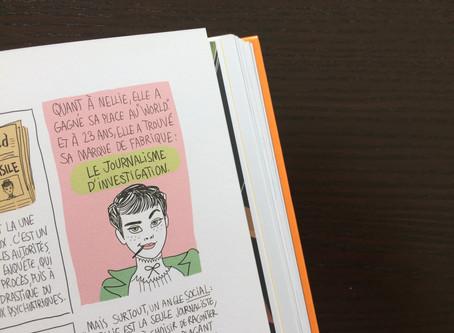 Culottées 2, Pénélope Bagieu