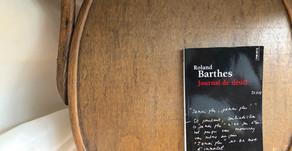 Journal de deuil, Roland Barthes