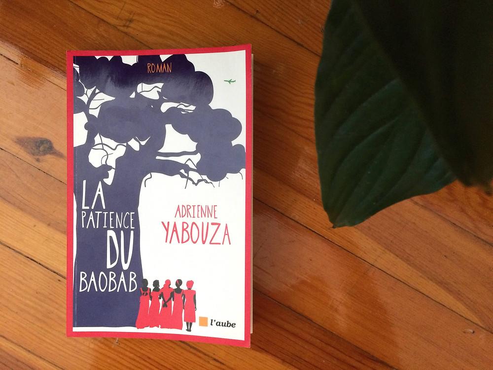 """Photo du livre """"La patience du baobab"""" d'Adrienne Yabouza (2)"""