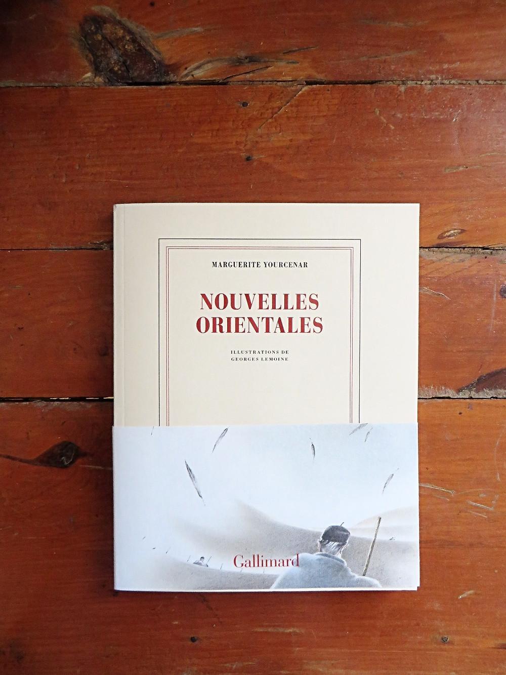 Photo : Nouvelles orientales, Marguerite Yourcenar