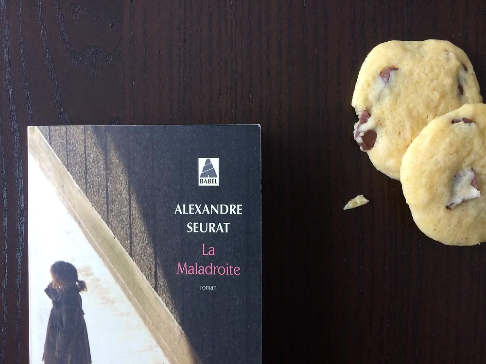 """Photo du livre """"La Maladroite"""" d'Alexandre Seurat (2)"""