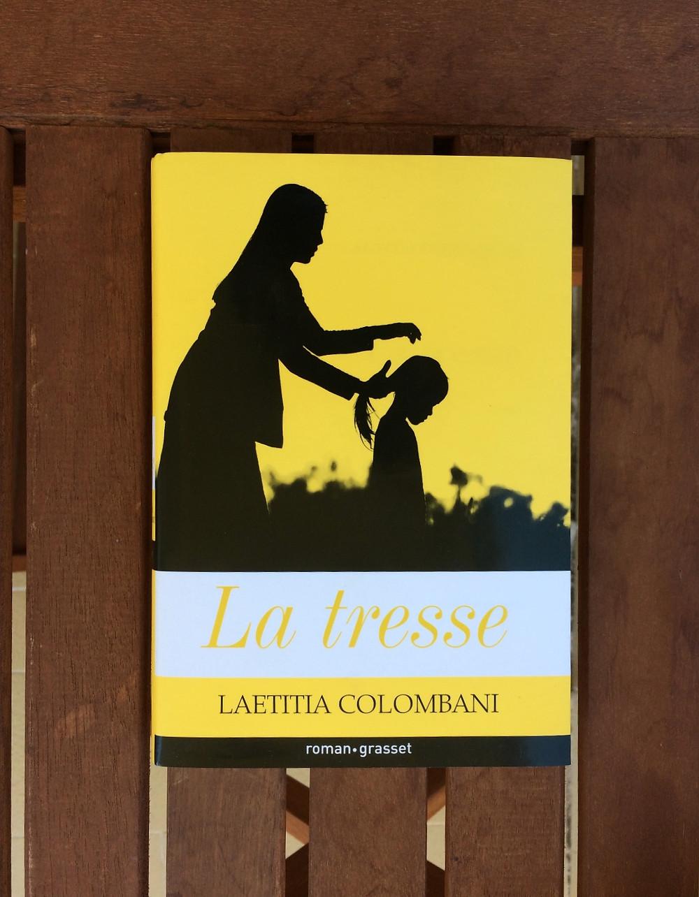 "Photo du livre ""La tresse"" de Laetitia Colombani (1)"