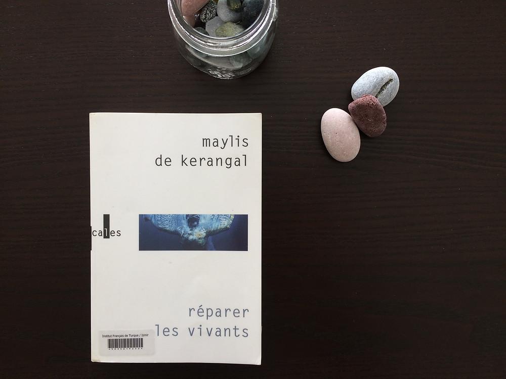 """Photo du livre """"Réparer les vivants"""" de Maylis de Kerangal (2)"""