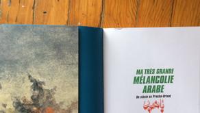 Ma très grande mélancolie arabe, Lamia Ziadé
