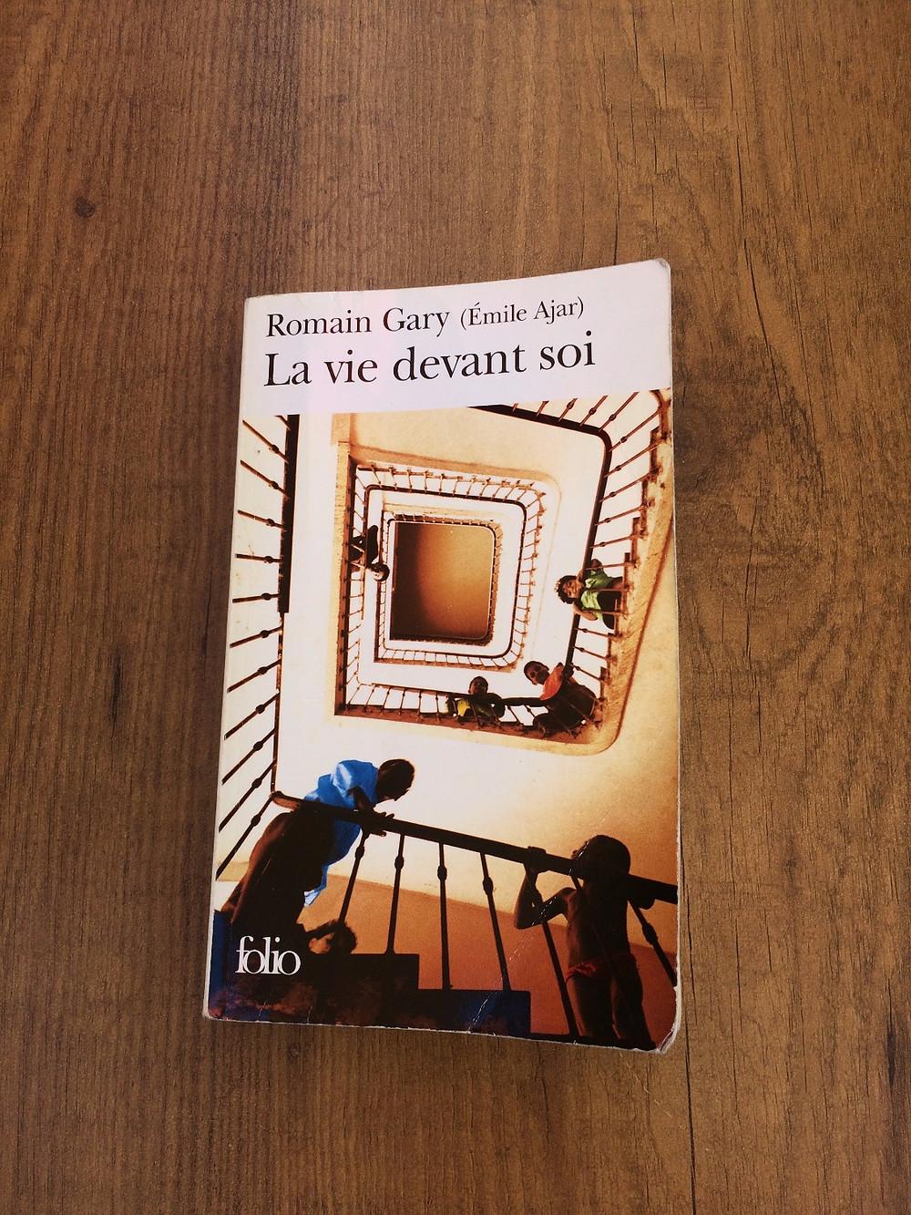 Photo du livre La vie devant soi de Romain Gary