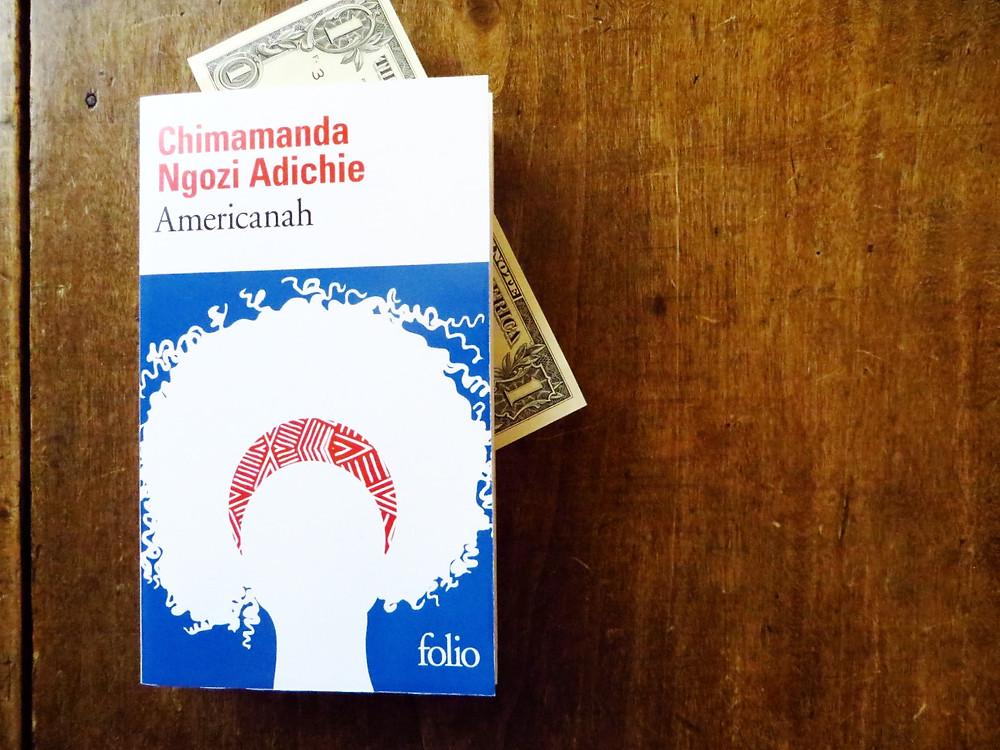 Photo du livre Americanah, de Chimamanda Ngozi Adichie (2)