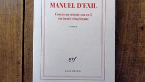 Manuel d'exil, Velibor Čolić
