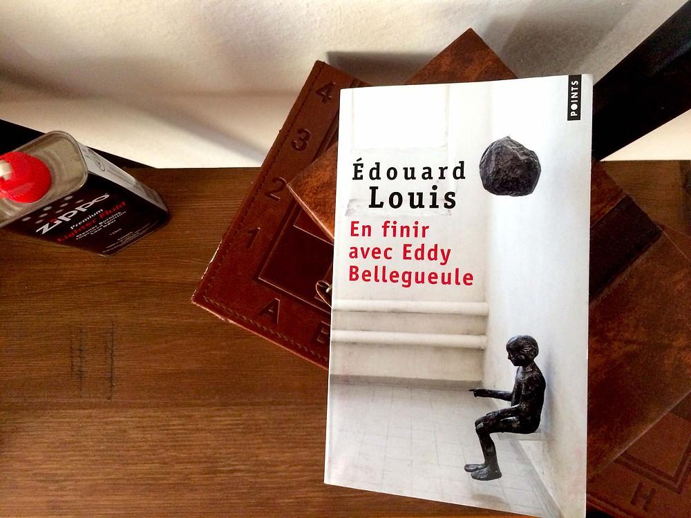 "Photo du livre ""En finir avec Eddy Bellegueule"" d'Edouard Louis (2)"