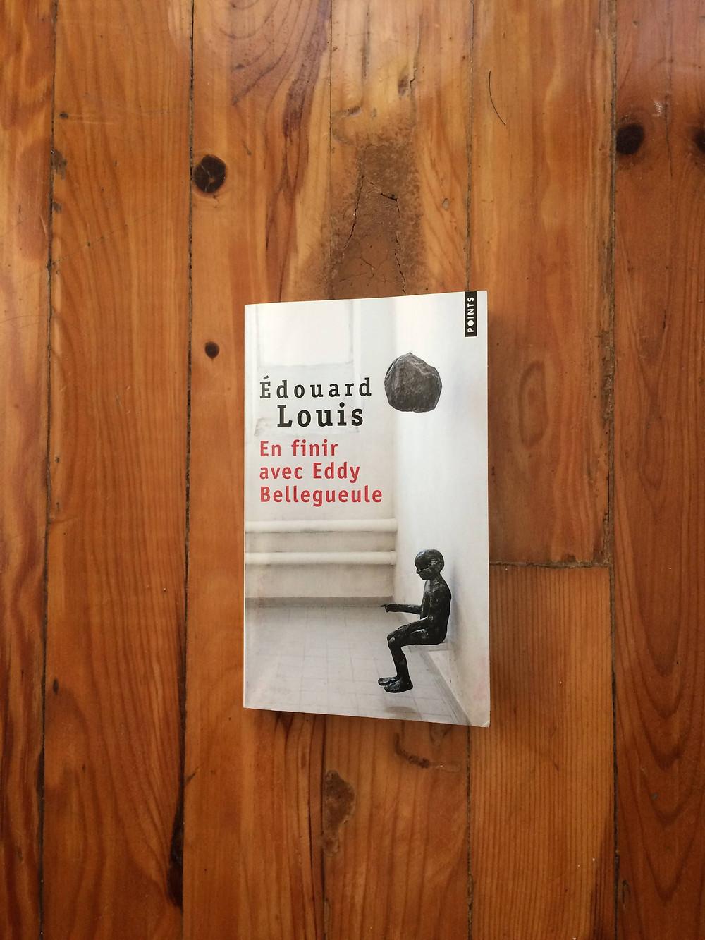 "Photo du livre ""En finir avec Eddy Bellegueule"" d'Edouard Louis (1)"