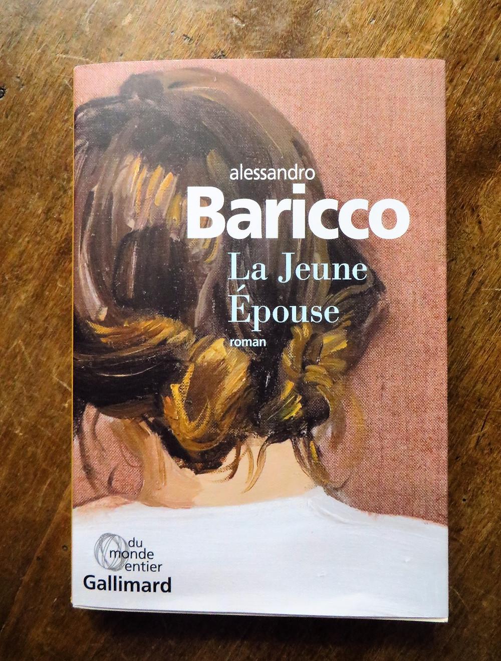 Photo : La Jeune Epouse, Alessandro Baricco