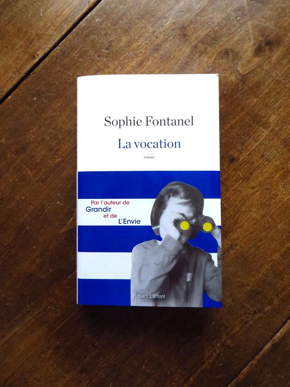 Photo : La vocation, Sophie Fontanel