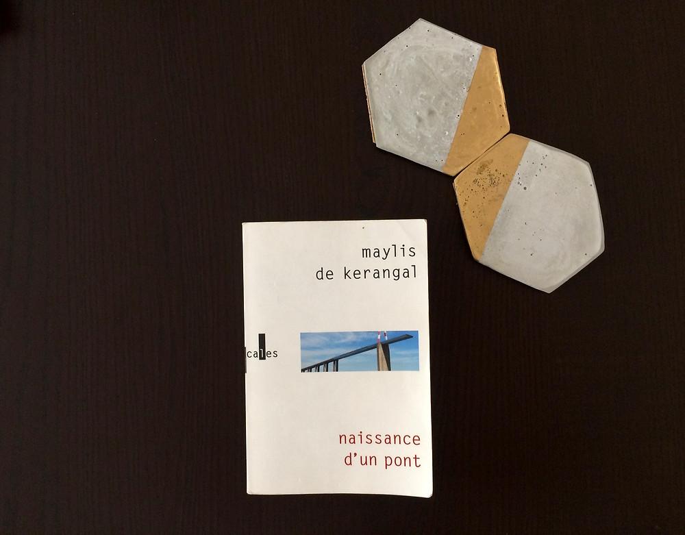 """Photo du livre """"Naissance d'un pont"""" de Maylis de Kerangal (2)"""