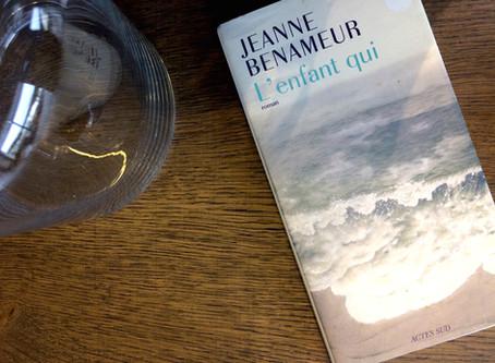 L'enfant qui, Jeanne Benameur