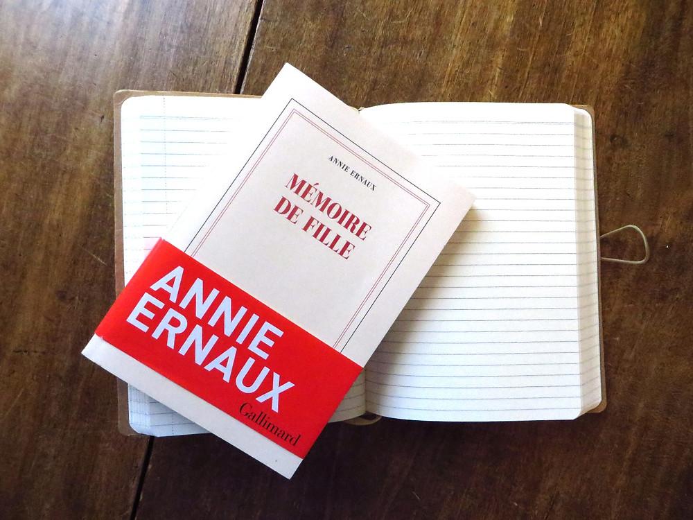 Photo : Mémoire de fille, Annie Ernaux