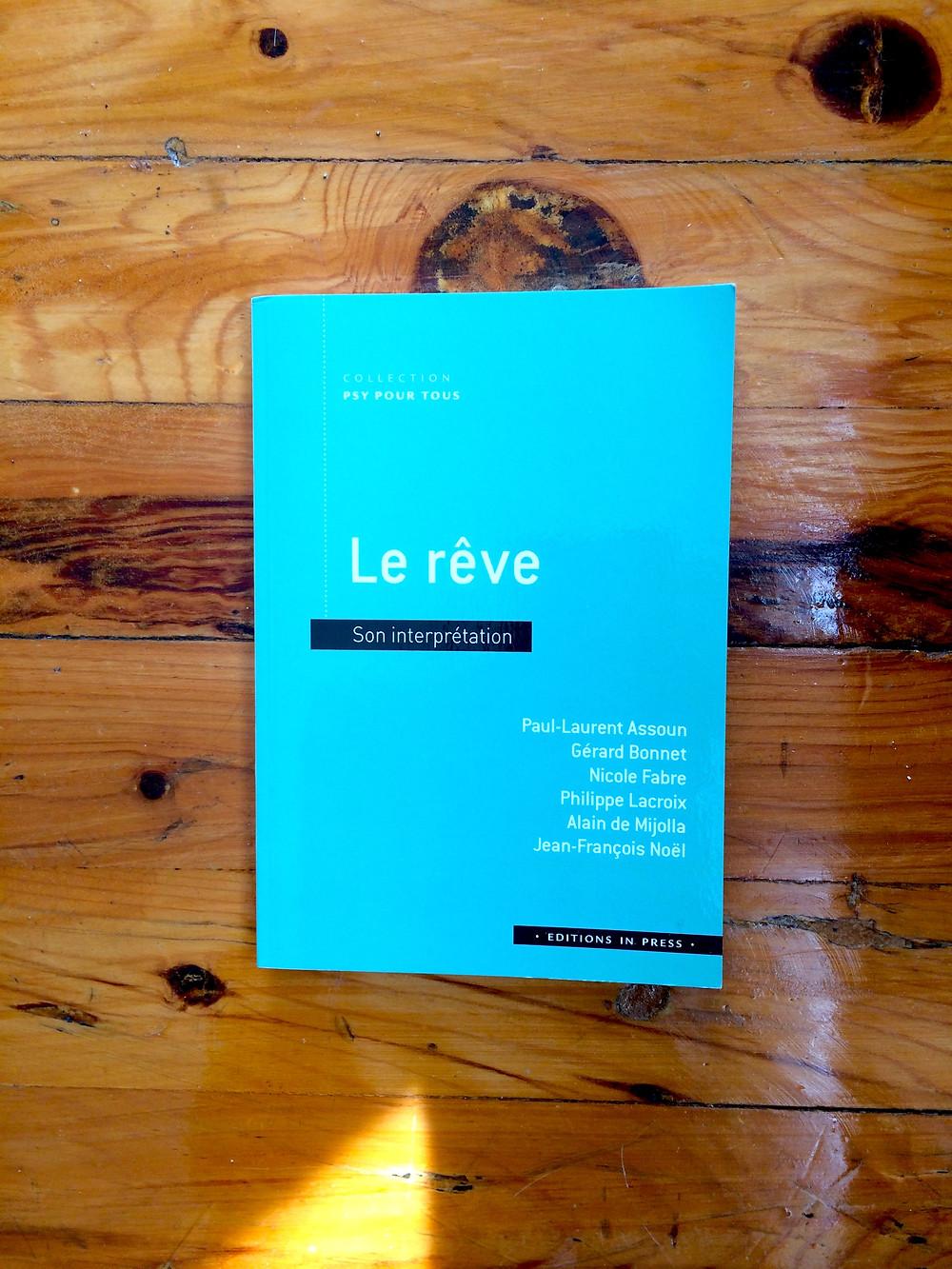 """Photo du livre """"Le rêve"""", Gérard Bonnet et coll."""