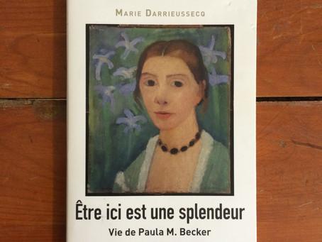 Être ici est une splendeur, Marie Darrieussecq