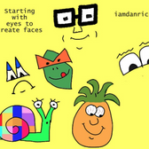 Starting with Faces