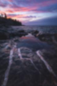Lake Superior Sunrise Reflection.jpg
