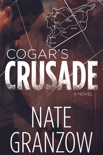 Cogar's Crusade Cover Reveal