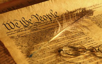 No, your 1st Amendment rights are not being infringed.