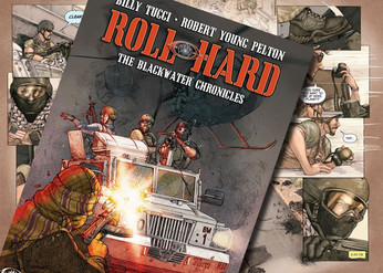 "Review: Robert Young Pelton's ""Roll Hard"""