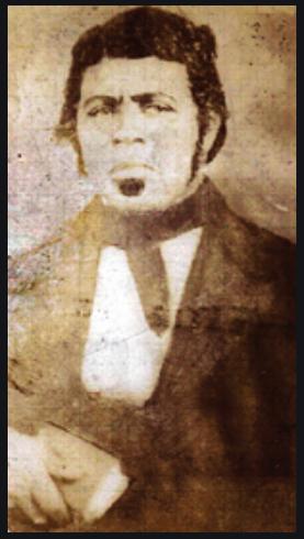 portrait of Paul Jennings
