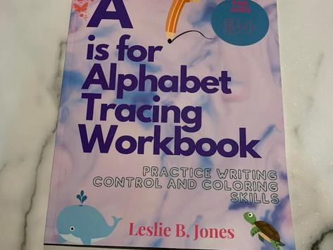 J is for Jones - English teacher publishes Alphabet book