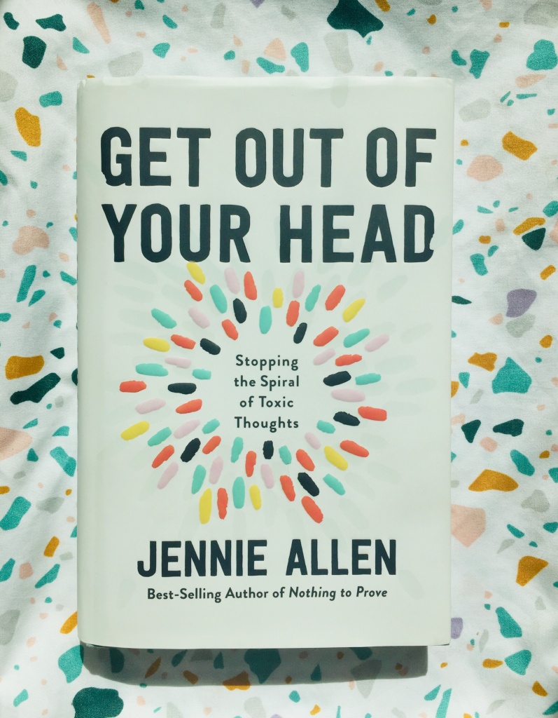 Get Out of Your Head is one good book to read during quarantine.