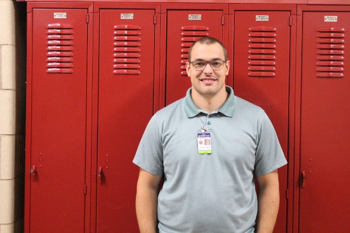 West Side Story welcomes Josh Miller to the West High Staff