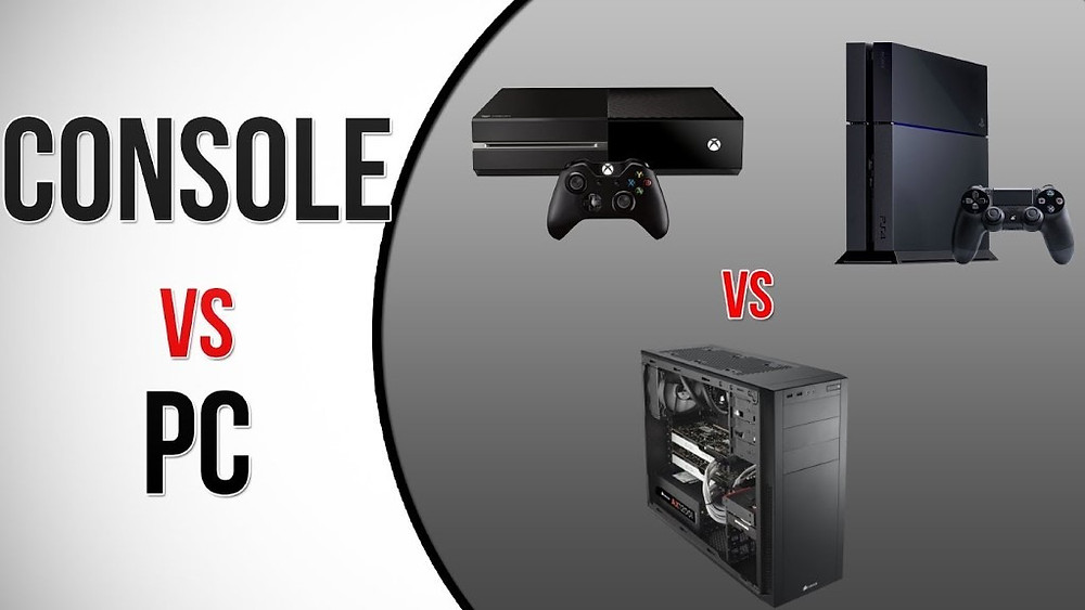 Students share opinions on PC versus Console for gaming.