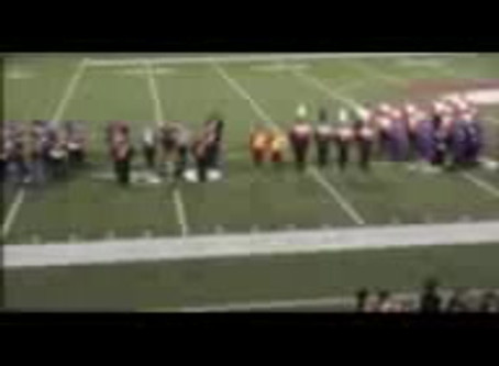 West High Band Earns First Place in Competition