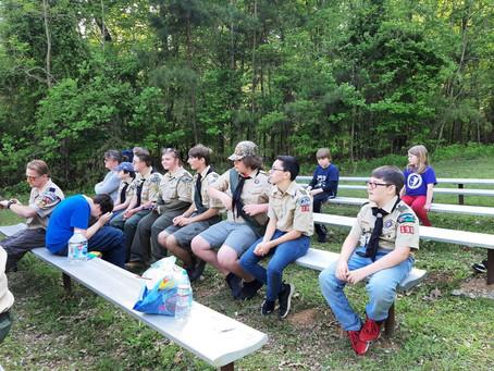 Scouts Soar Towards Eagle
