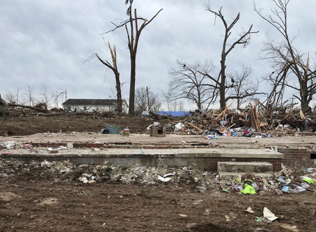 Deadly Tornadoes Rip Through Middle Tennessee