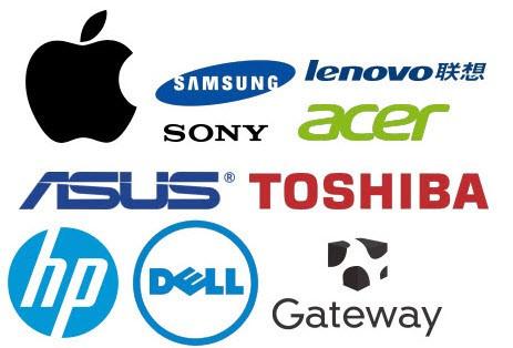 Computer Company Logos