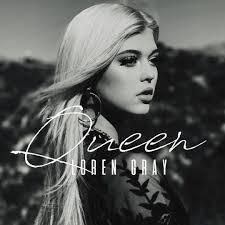 Loren Gray in her new album cover