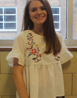 Students Share Preparations for Senior Year