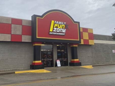 Family Fun Zone Opens in College Square Mall