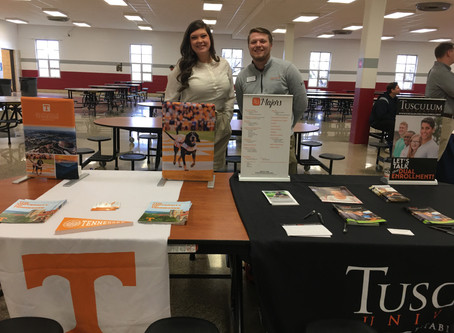 College Fair Takes Place at West High