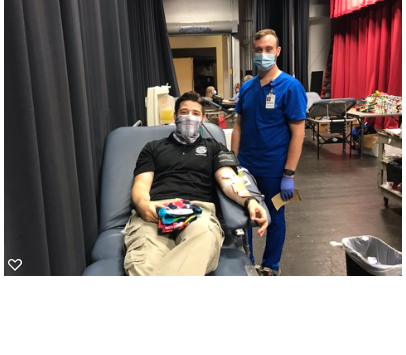 Blood Drive on the West Side