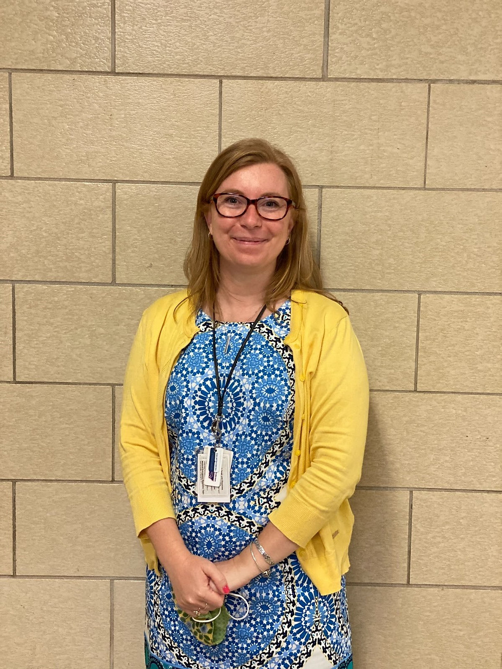 Ms, Tammy Ripley, applicant selected to participate in the Tennessee State Library and Archives in-person Summer Teacher Institute.