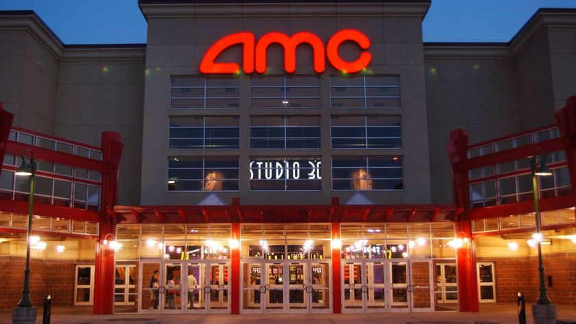 Avengers: Endgame showed at AMC theaters in College Square Mall.