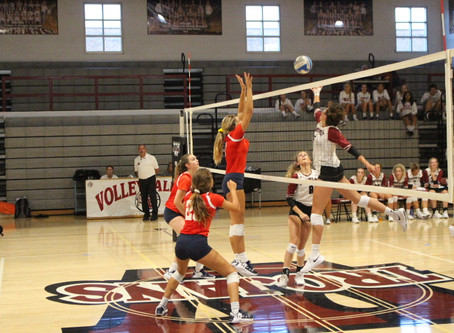 Morristown West Volleyball Wins First Game in Five Set Series Against Jefferson County