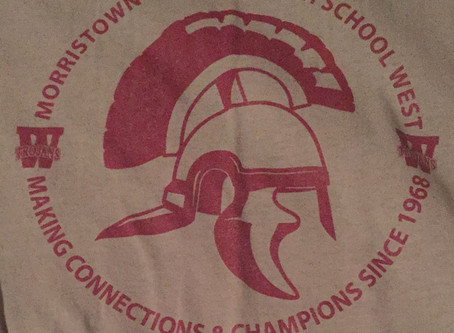 West High Students Create New Project Graduation T-shirts