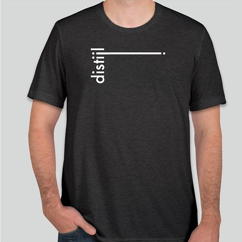 Distijl timeline t-shirt