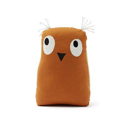 Kid's Concept knuffel uil roest