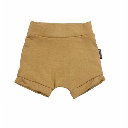 Korte broek Jersey Camel